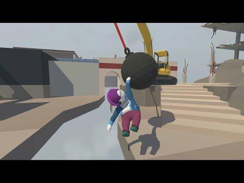 Human fall flat Gameplay Walkthrough