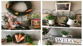 SIMPLE DOLLAR TREE DIY FOR YOUR SPRING DECOR 2019