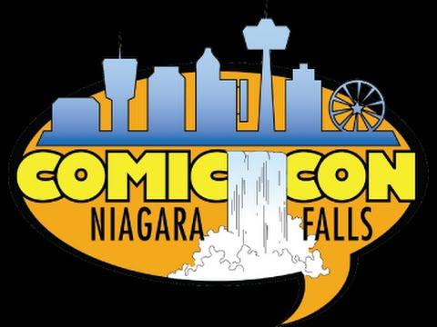 2015 Niagara Falls Comic Con Highlights Youtube