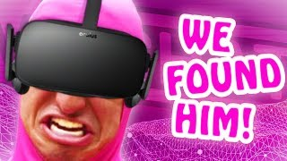FILTHY FRANK VOICE TROLLING IN VRCHAT!!!