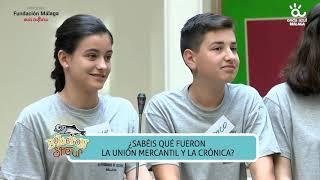 BÓKERON SHOW 04/14. COLEGIO MARISTAS VS. IES FERNANDO DE LOS RIOS