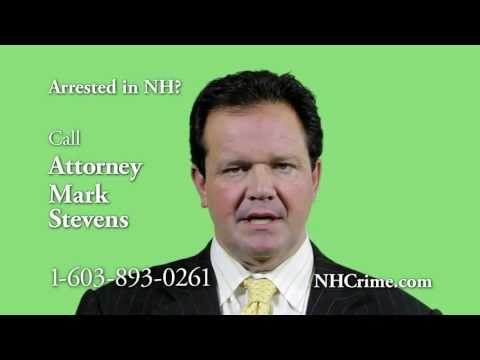 Drug or DWI charges? Call Attorney Mark Stevens for your New Hampshire or Massachusetts criminal charges at 1-603-893-0074