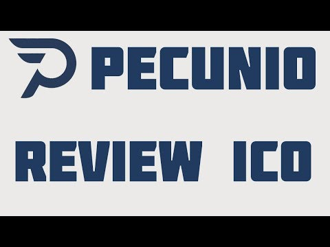 Pecunio ICO Review  - Decentralised Blockchain Investment Platform - Safe & Easy