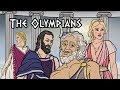 The Gods of Olympus (Part 1 of 2)