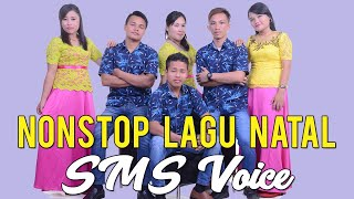 Full Album Natal Nonstop 24 Lagu 39 SMS VOICE Feat ROMAN 39 S TRIO 39