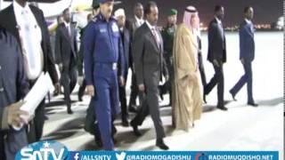 Madaxweynaha Soomaaliya oo lagu wado Riyadh in uu kula kulmo Boqorka Cusub ee Sacuudiga