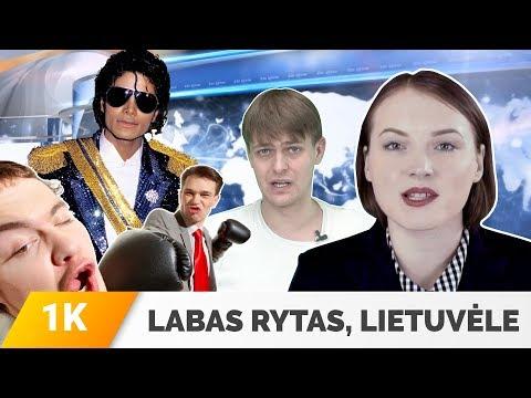 LABAS RYTAS, LIETUVĖLE: NAUJIENOS P*ZDY GAVĖJAMS!