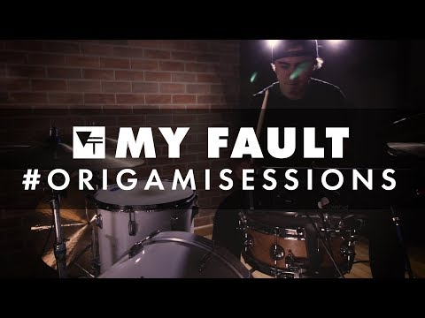 Vinyl Theatre: My Fault [ORIGAMI SESSIONS]