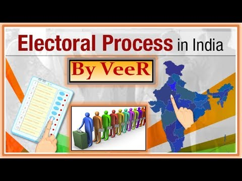 Election Process | Election Machinery | Observers (Indian po