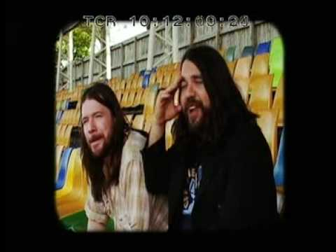 Carling New Kings - Magic Numbers interview @ Big Day Out