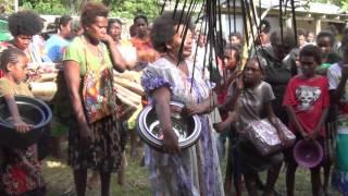 Presenting the Bride after the Ceremony, Amelie, West Malekula, Vanuatu