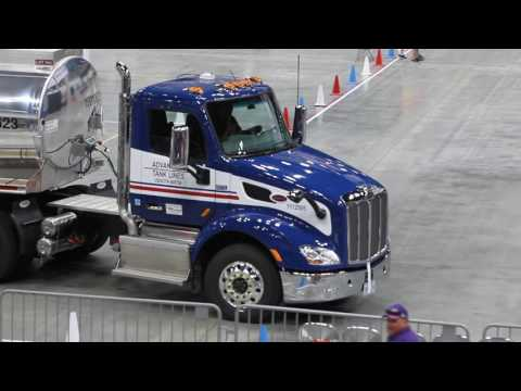 Tank Truck Competition at NTDC