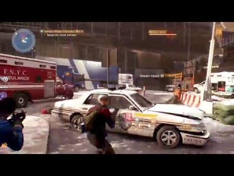 The Division - Clan Unkn0wn in Aktion [1080p 60fps]
