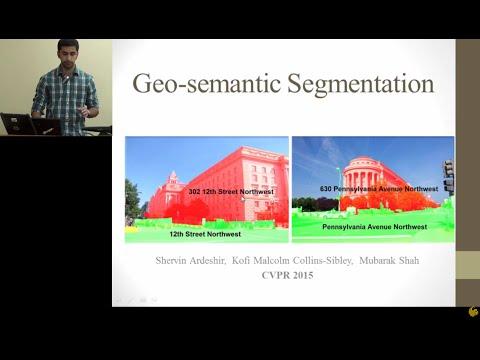 Geo-semantic Segmentation (CVPR 2015)