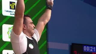Sohrab Moradi takes the title