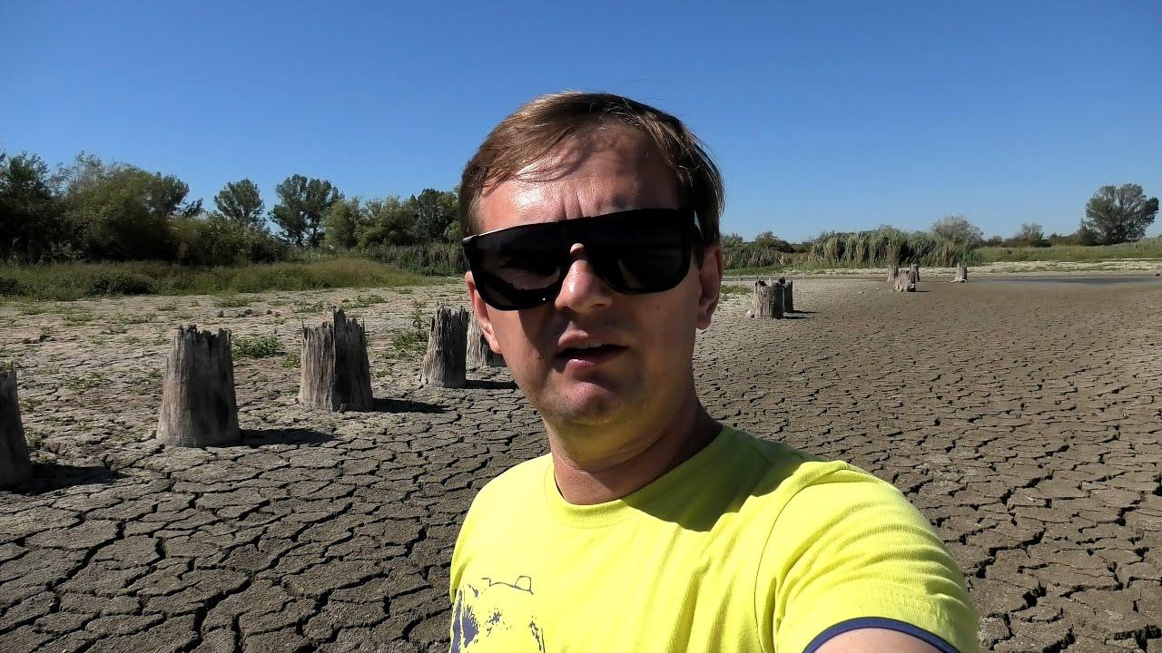 В Крыму пересохли реки, питающие водохранилища