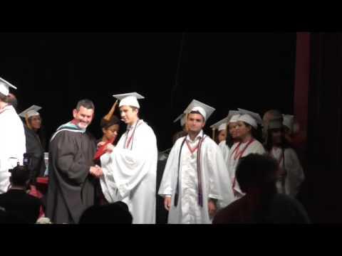 GRADUATION 2016 Miami Beach senior High School