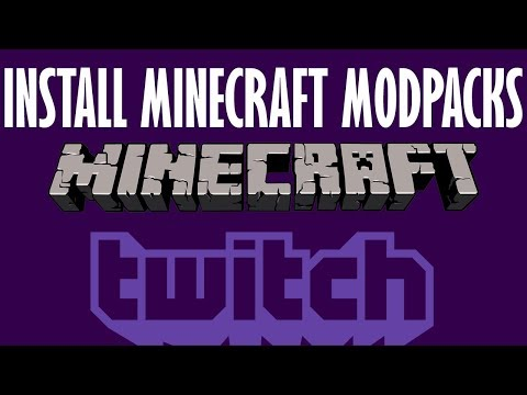 """Install Minecraft Mods Easily 