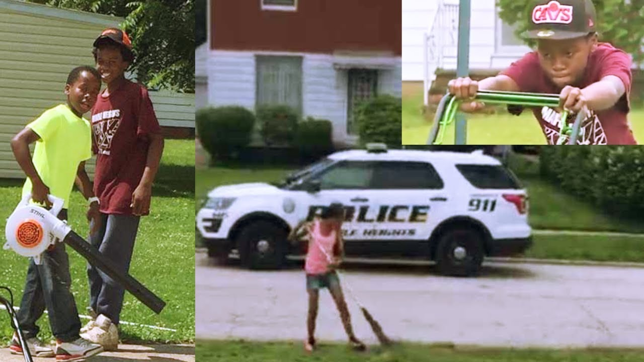 Ohio Teen Gets Cops Called On Him For Cutting Neighbors Grass By Mistake.