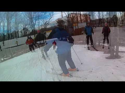 Heather's Ski Trip Feb 2017