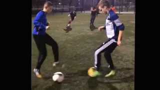 Topvoetbal9 Academy (balgevoel) techniek training