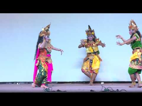 Indonesia (Bali) Group Ramayana Manchan At Dev Sanskriti Vishwavidyalaya, Haridwar | Nov. 27 2016