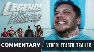 VENOM Teaser Trailer Commentary