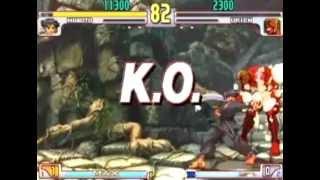 Street Fighter III 3rd Strike - Best of Mimora