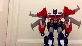 Transformers prime predacons rising movie review SPOILERS!!!!!!!!! Warning