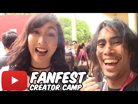 Youtube Fanfest Creator Camp Manila 2016 Experience