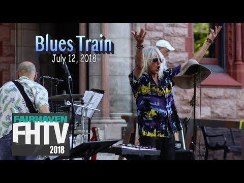 Fairhaven Music in the Center - Blues Train