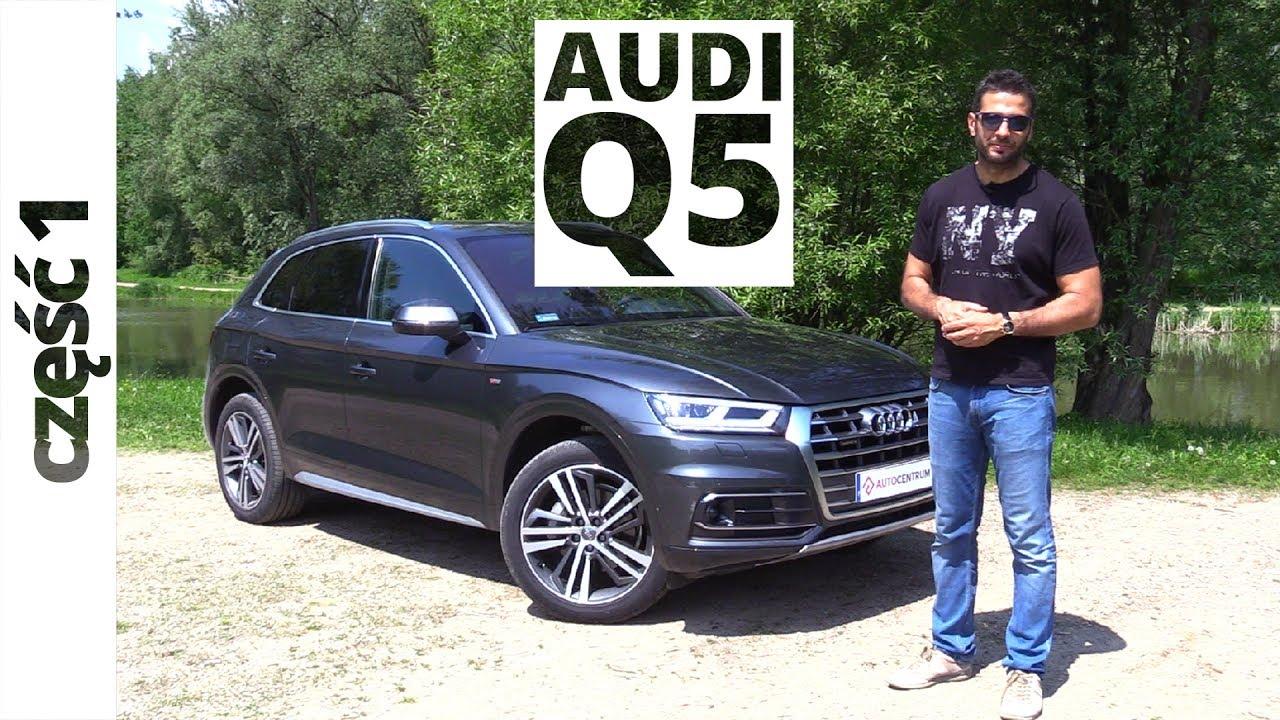 Audi Q5 2.0 TFSI 252 KM, 2017 – test AutoCentrum.pl #337
