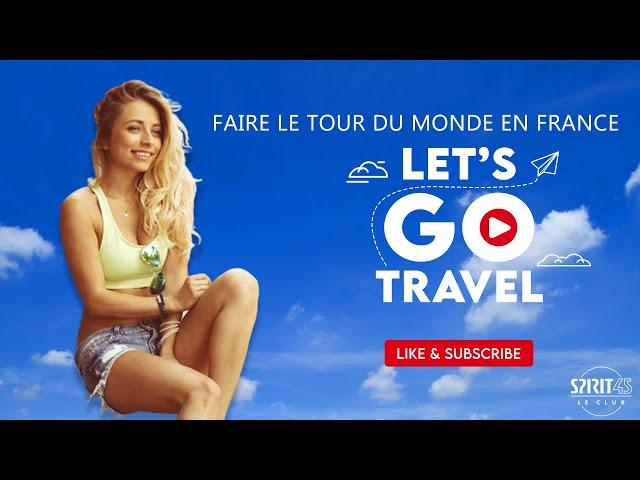 Faire le tour du monde... en France ! Depaysement assuré !