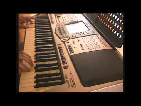 Rashid Al Majid - Mashkalni Hobbak (Keyboard Cover By Mm) مشكلني حبك - راشد الماجد