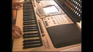 Rashid Al Majid - Mashkalni Hobbak (Keyboard Cover By M.NSaleem) مشكلني حبك - راشد الماجد