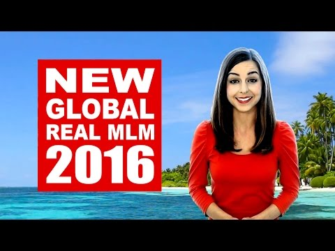 NEW BEST GLOBAL MLM COMPANY 2016
