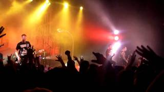 A Day To Remember @ The Warfield in San Francisco CA on April 3, 2011