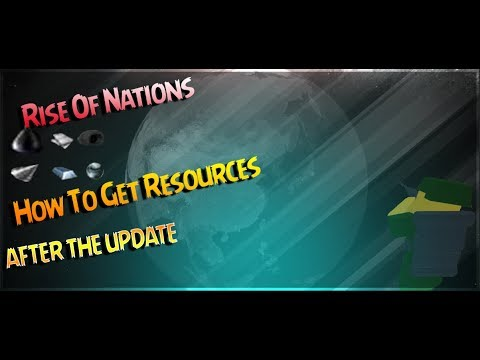 Rise Of Nations How To Get Resources -Roblox AFTER THE UPDATE