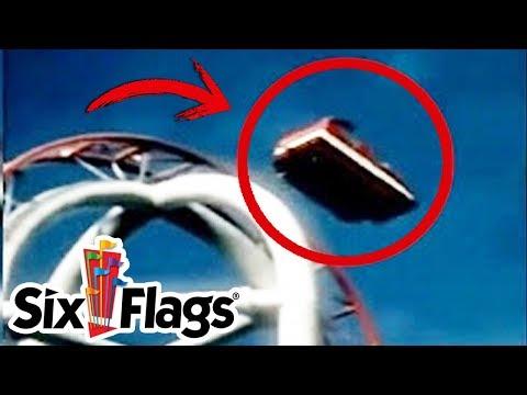 ►Los Secretos De SIX FLAGS | Discriminación a Visitantes?