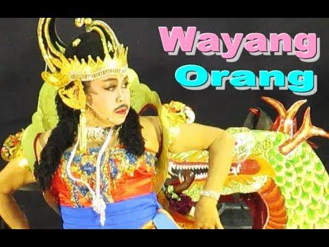 BUDHALAN Wayang Orang Wong TOBONG Tresna BUDAYA Manunggal - JAVANESE Traditional DANCE Theatre [HD]