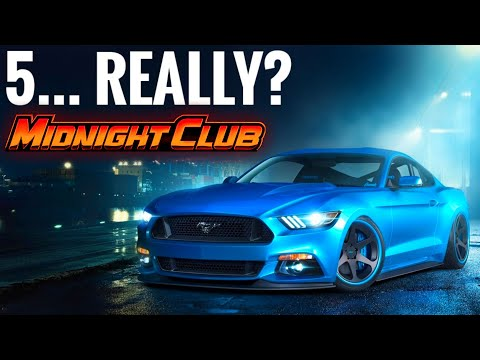 Midnight Club 5 || It Doesn't Add Up! || PART 1
