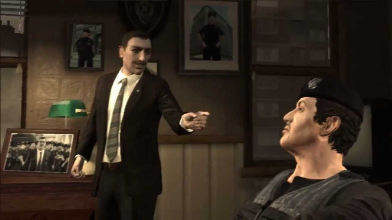 Download GTA IV: The Expendables in Liberty City [HD]
