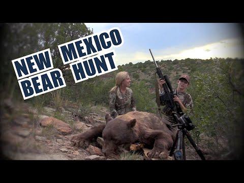 New Mexico Bear Hunt