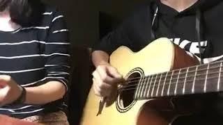 (Thái Tuyết Trâm) Chuyện tình đôi ta - Guitar by Hào Acoustic ft. Huyền Còi