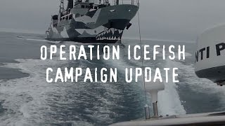 Operation Icefish Campaign Update - More news from the Sam Simon
