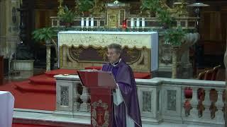 18 Marzo 2018 V Domenica di Quaresima Anno B Santa Messa ore 18:30 OMELIA