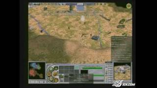 Empire Earth II PC Games Gameplay - Allied reinforcements