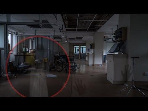 ABANDONED Haunted Hospital (HONG KONG)
