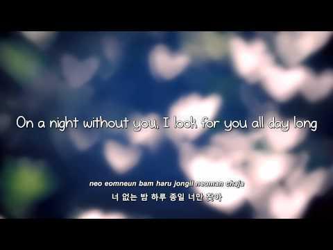 B1A4- My Love lyrics [Eng. | Rom. | Han.]