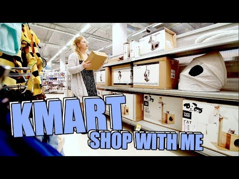 KMART AUSTRALIA SHOP WITH ME + HAUL | Vlog